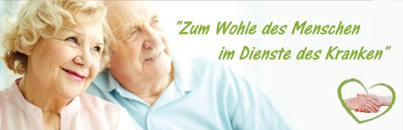 Glückauf Pflegedienst Gelsenkirchen - Motto